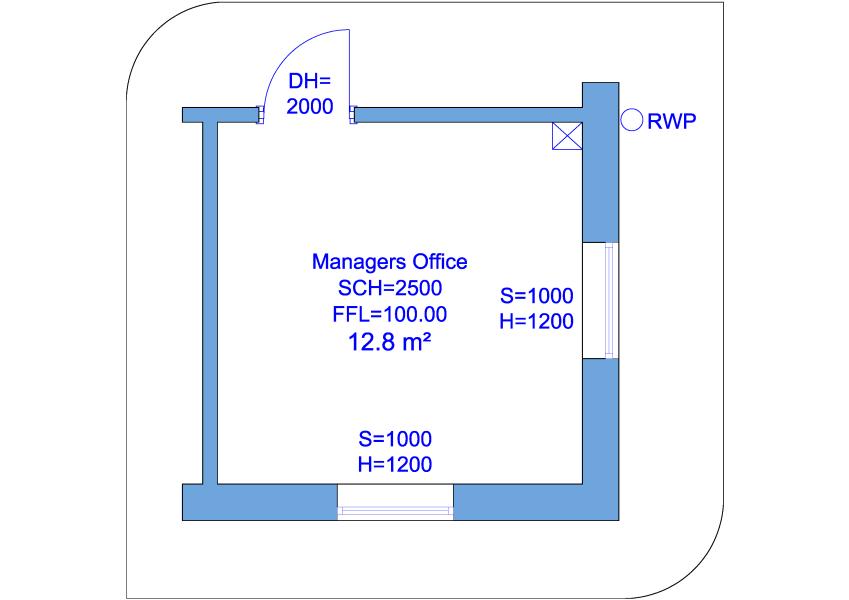 3-Accurate 3D Floor Plan