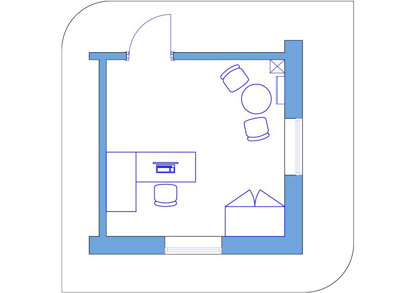 4-Furniture Layout