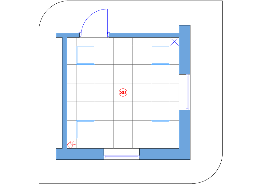 5-Reflected Ceiling Plan