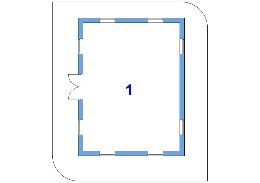 8-Open Plan
