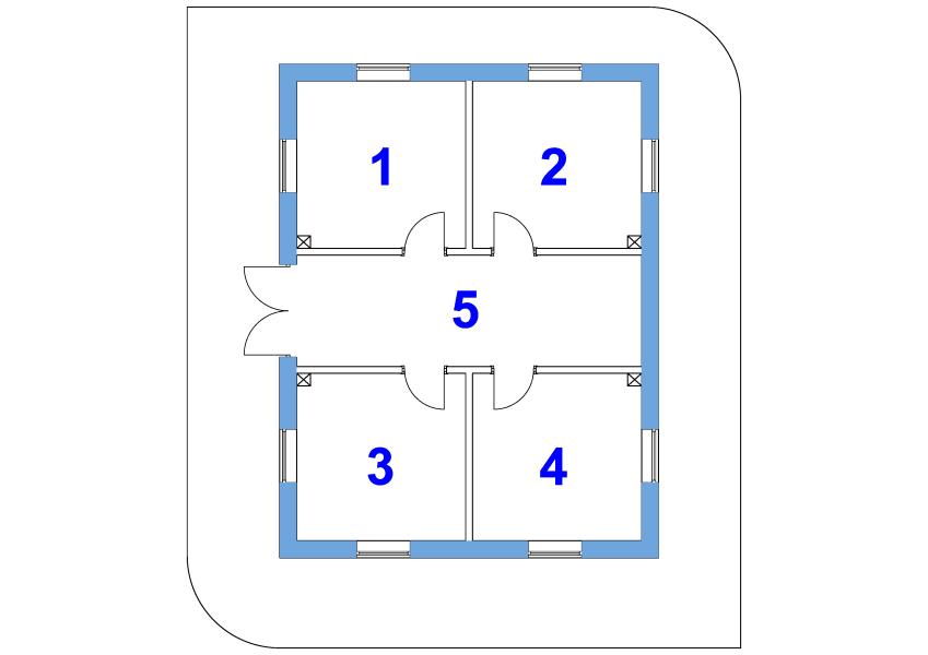 9-Not Open Plan