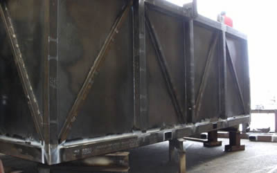Containerised Cargo Lifting Frames