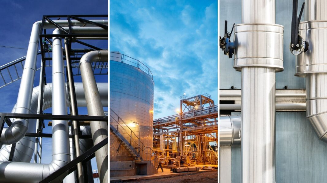 Utilities Sector Process & Piping Design Service