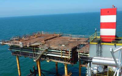 Inde Field Decommissioning